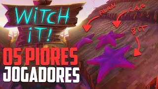 O PIOR ESCONDERIJO DE TODOS OS TEMPOS! - Witch It