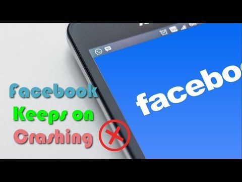 How to Fix Facebook app keeps on crashing-5 Solutions