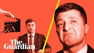 Could this comedian be Ukraine's next president?