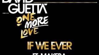 Watch David Guetta If We Ever video