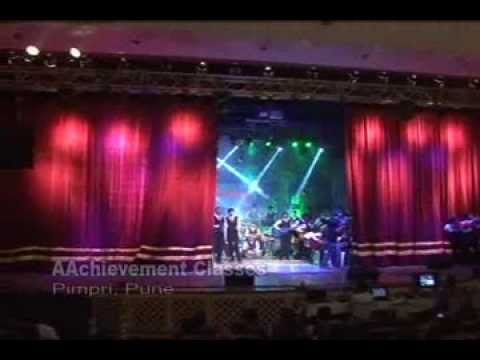 SHOLAY THEME Live in Concert by AACHIEVEMENT CLASSES-HARMONY...