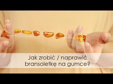 Jak Zrobić/naprawić Bransoletkę Na Gumce? | KreatywnaTV