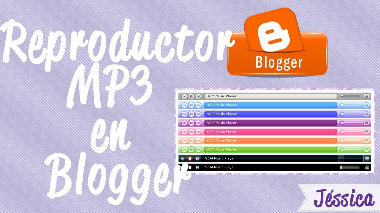 mp3 blogger: