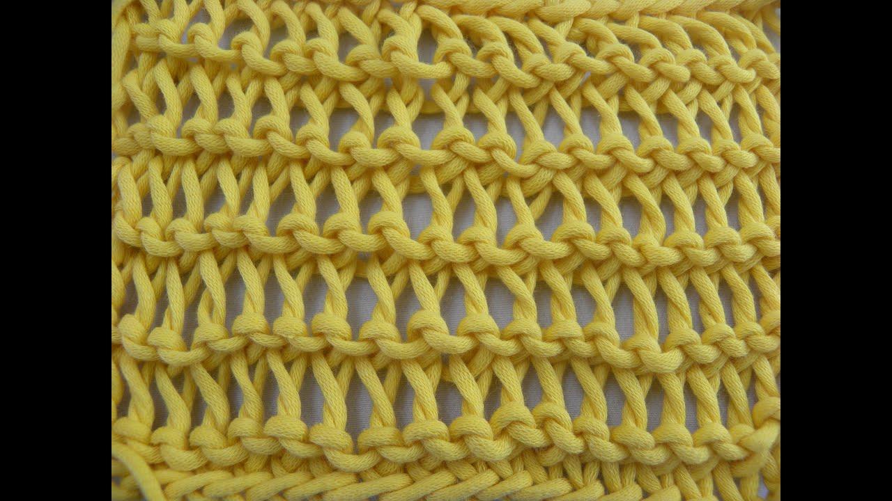 Вязание на спицах #2 - Узор Узелки, Ежик или Кукурузка 76