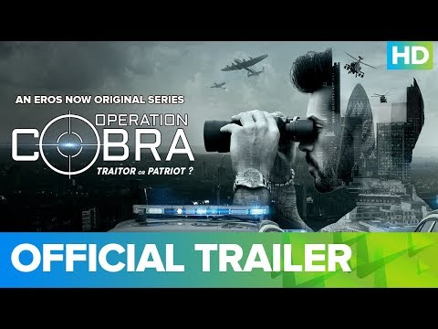 Operation Cobra Official Trailer | An Eros Now Original Series | All Episodes Live on 15th Feb2019
