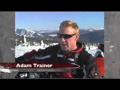 SNOWMOBILER TV - 2011 - SHUSWAP MOUNTAINS BC