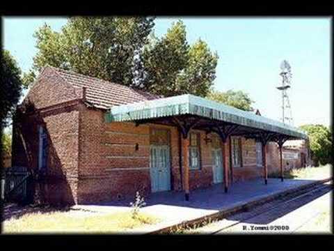 Estación de vía muerta - Alberto Merlo