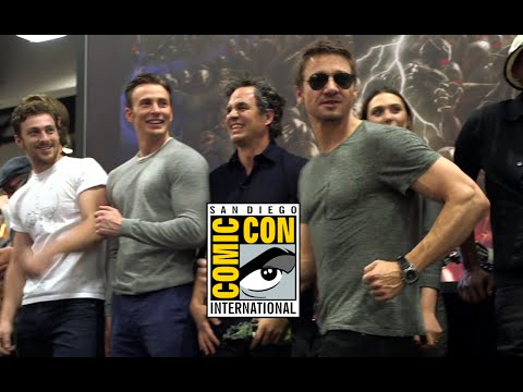 Avenger Age of Ultron Cast Avengers 2 Age of Ultron