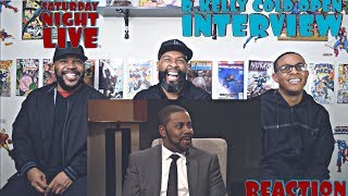 SNL : R Kelly Cold Open Interview Reaction