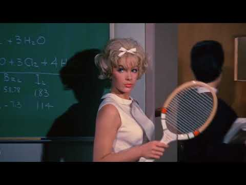 The Nutty Professor (1963) - 2/4