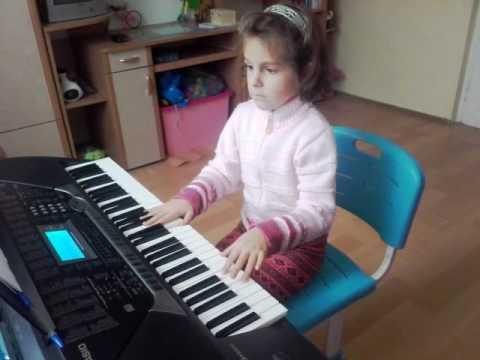 12 - Lulajże Jezuniu  - Kolęda Na Keyboard M. Niemira - Uczymy Się Grać Na CASIO