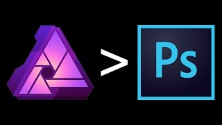 Why Affinity Photo is BETTER than Photoshop!