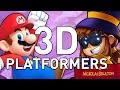 What Makes A Good 3D Platformer?