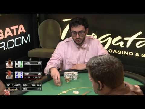 Condensed: Borgata Winter Poker Open. Event #10 $1Million GTD