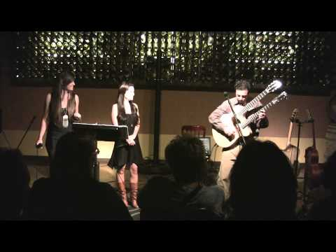 "The Benedetti's perform ""Norwegian Wood"""