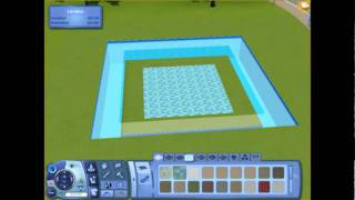 Sims 3 Underwater House