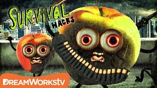 Survive a ZOMBIE Apocalypse!! | SURVIVAL HACKS