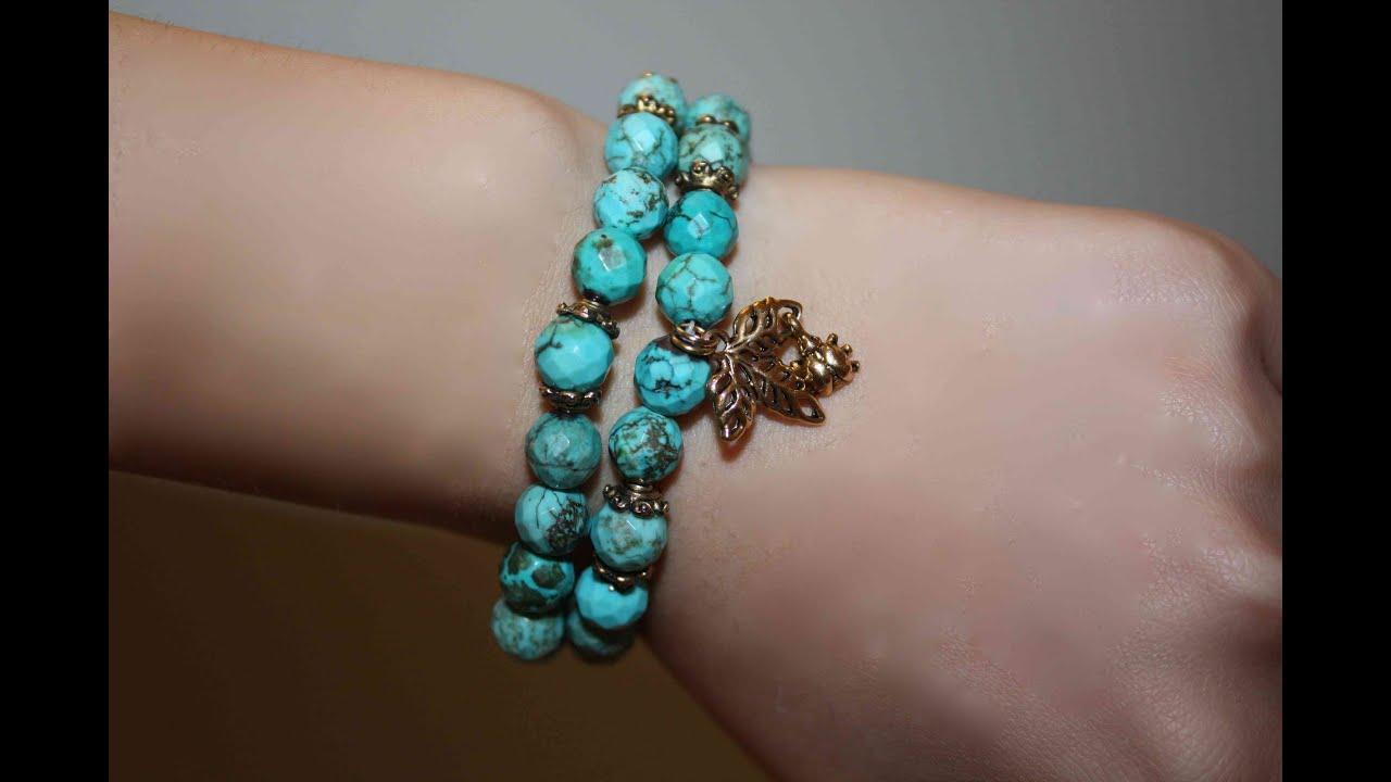 Коллекция браслетов своими руками