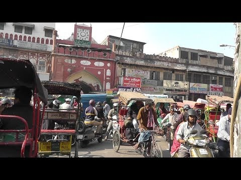 35 India, Delhi - City Tour (2013)