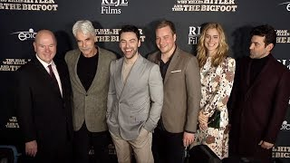 """""""The Man Who Killed Hitler And Then The Bigfoot"""" Premiere Red Carpet"""