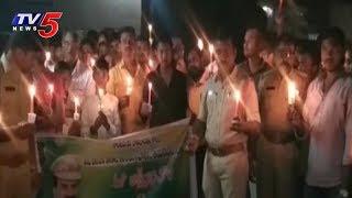 ఘనంగా అమరవీరుల సంస్మరణ దినోత్సవం..! | Police Memorial Day 2018 | Mahabubabad
