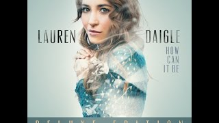 First Deluxe Sessions Lauren Daigle