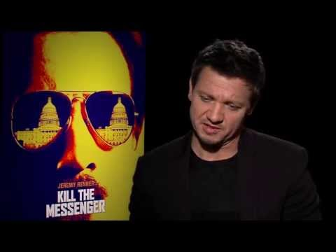 Jeremy Renner Interview - Kill The Messenger