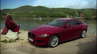 Die 3 BIG PLAYER | Jaguar XE 2017 | der Test