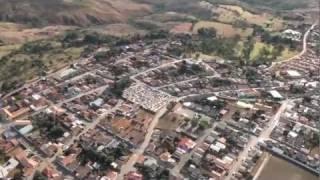 Vista aérea de Rio Paranaíba