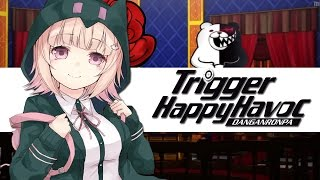 Dangan Ronpa In A Nutshell Rong Rong Audio Super Funny Parody Reaction