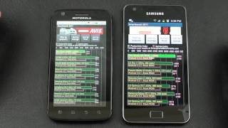 Motorola Atrix 4G vs Samsung Galaxy S 2