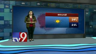 Weather Report    24-03-2018