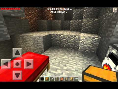 Explorando Minecraft Pe 0.10.0 Build 1•Serie #5•Asesino de Vacas