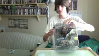 Bioshock 2 Big Daddy Rosie Unboxing With Impressions