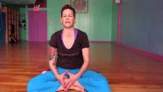 Laughing Lotus' Dana Flynn - Yoga musings and moves