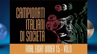 Volo Final Eight Scudetto U15