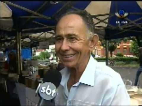 Repórter Carlos Vilela está em um comércio tradicional no centro da cidade - Ao Vivo