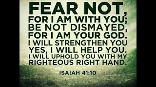 Word for Today: Isaiah 10