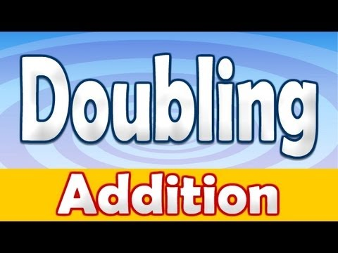Addition Doubling Numbers Song ♫