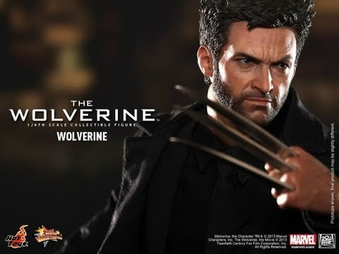 The Wolverine Hot Toys Wolverine Movie Masterpiece 1/6 Scale Collectible Figure Review