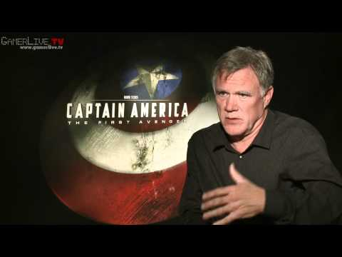 Captain America The First Avenger Exclusive Interview With Joe Johnston