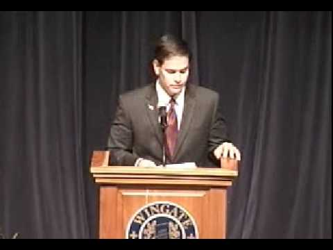 Senator Marco Rubio Delivers Major Foreign Policy Speech