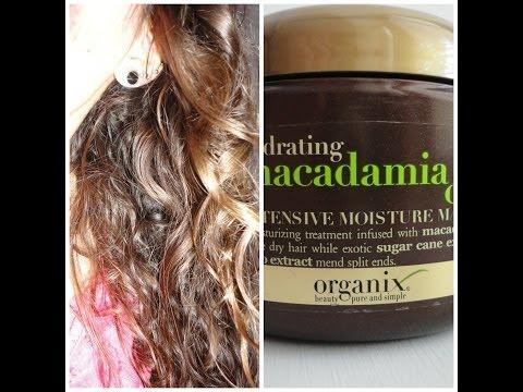 Oil Vs Organix Hydrating Macadamia PLUS Organix Product Line Review