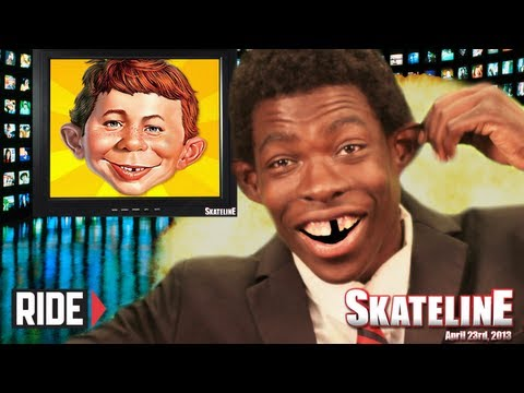 SKATELINE - Cliche, Mark Suciu, Silas Baxter-Neal