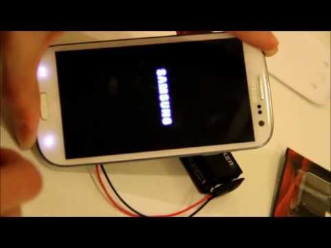 Samsung galaxy s3 emergency charge
