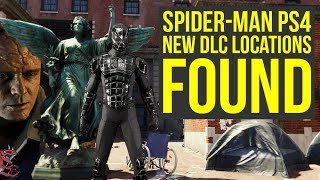Spider Man PS4 DLC LOCATIONS From Turf Wars, One Is Enter able & More! (Spiderman PS4 DLC)