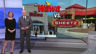 Wawa vs. Sheetz: Which one is your favorite?