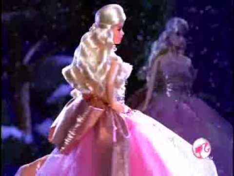 2009 Holiday Barbie Doll Commercial