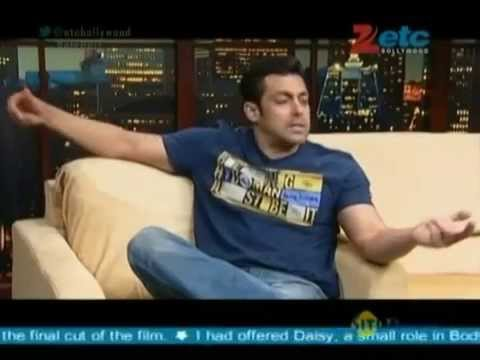 Salman Khan interview