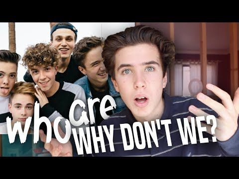 REACTING TO WHY DON'T WE